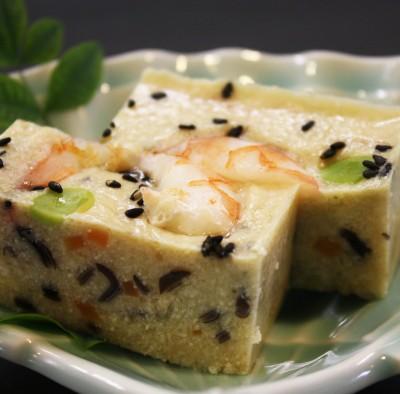 いぎす豆腐