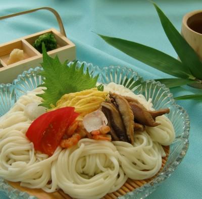 Hiyashi soumen