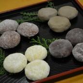 Zakkoku mochi (zakkoku dango)
