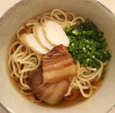 Okinawa Soba, So-ki Soba