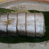 鯖の早寿司