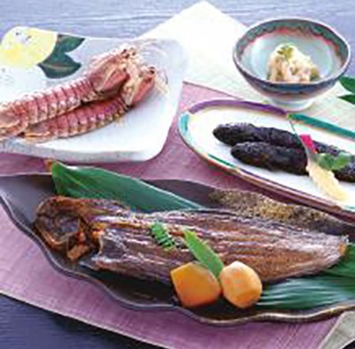 Sea of Ariake cuisine