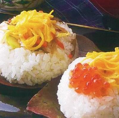 柿の葉寿司(佐賀県)