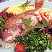 Sea Bream Somen