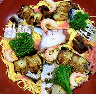 もぶり飯(松山鮓)
