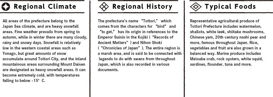 Tottoriの特徴