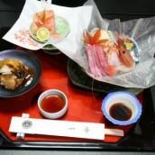 Anglerfish dish