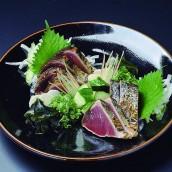 Katsuo (Bonito) Tataki