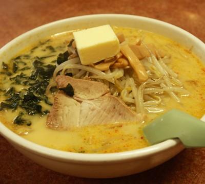 Aomori Miso Curry Milk Ramen
