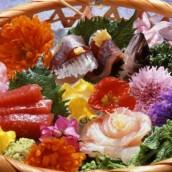 Flower cuisine