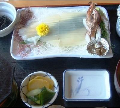 Ika Sashi