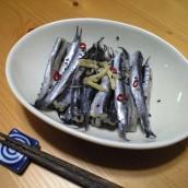 Sardine cuisines