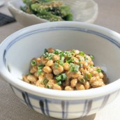 Natto Dishes