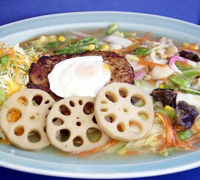 Lotus Root Food