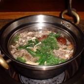 しし鍋(しし汁)