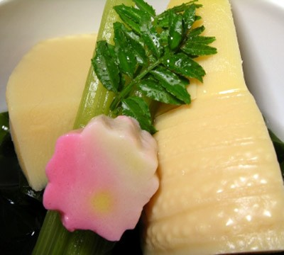 Bamboo Shoot Dishes