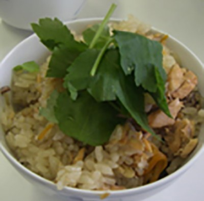 Biwa Trout Rice