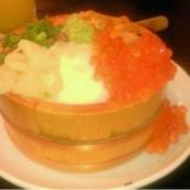 """Nokke"" (On top of) Rice"