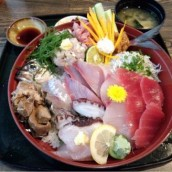 スーパー三浦丼