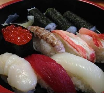 小樽の握り寿司