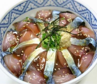 Hachinohe Ginsaba Zuke Don