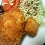 Fried Mentai