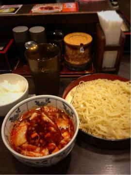 Spicy Meat Tsukemen