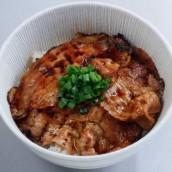 Chiba Butadon (Chiba pork rice bowl)