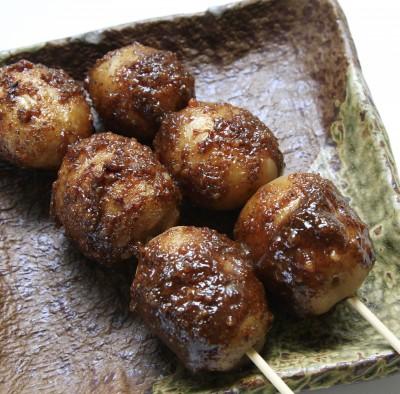 二度芋の味噌田楽
