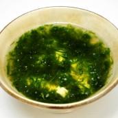Aasa Jiru (Sea lettus soup)