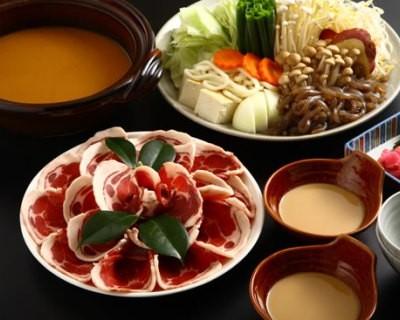 ぼたん鍋(千葉県)