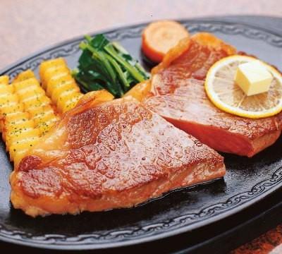 石垣牛の料理