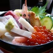 海鮮丼(富山県)