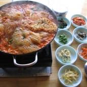 各務原キムチ鍋