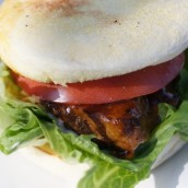 Mito Roasted Pork Burger
