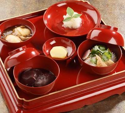 Mochi Zen (Rice cake dish)