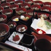 Moridashi wanko soba