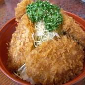 ソースカツ丼(栃木県)