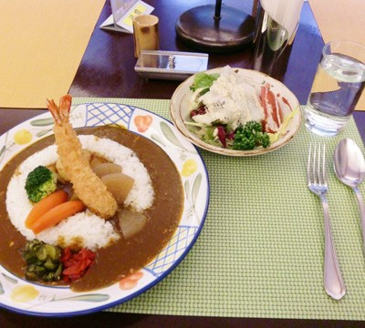 Shimotsu Curry