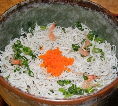 Shirasu-don
