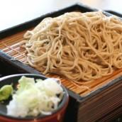 Soba/ Buckwheat noodles