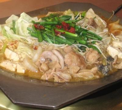 田川ホルモン鍋