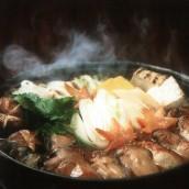カキの土手鍋
